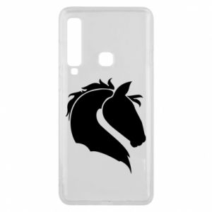 Phone case for Samsung A9 2018 Horse head