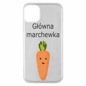 Etui na iPhone 11 Pro Główna marchewka