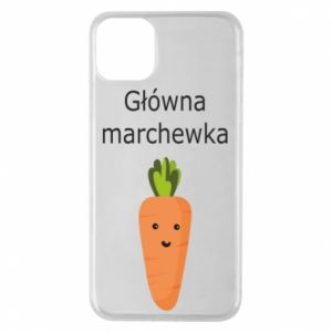 Etui na iPhone 11 Pro Max Główna marchewka