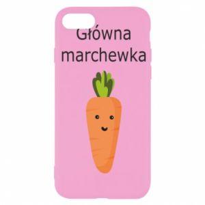Etui na iPhone SE 2020 Główna marchewka