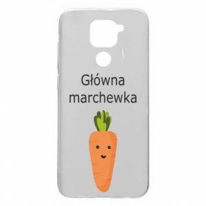 Etui na Xiaomi Redmi Note 9/Redmi 10X Główna marchewka
