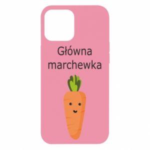 Etui na iPhone 12 Pro Max Główna marchewka