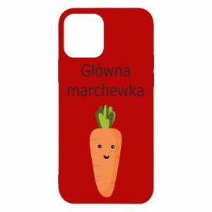 Etui na iPhone 12/12 Pro Główna marchewka