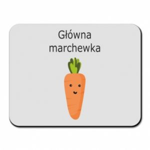 Mouse pad Main carrot