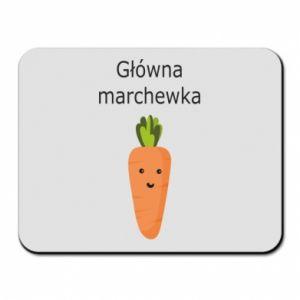 Podkładka pod mysz Główna marchewka