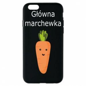 Etui na iPhone 6/6S Główna marchewka