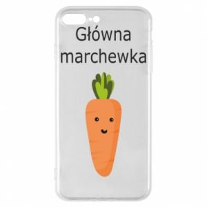 Phone case for iPhone 8 Plus Main carrot