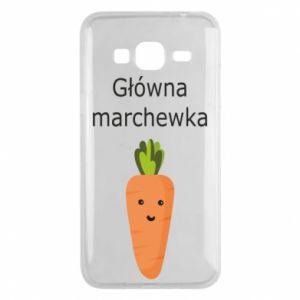 Etui na Samsung J3 2016 Główna marchewka