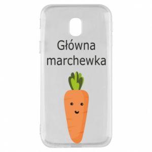 Etui na Samsung J3 2017 Główna marchewka