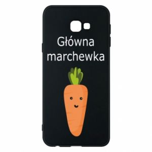 Phone case for Samsung J4 Plus 2018 Main carrot