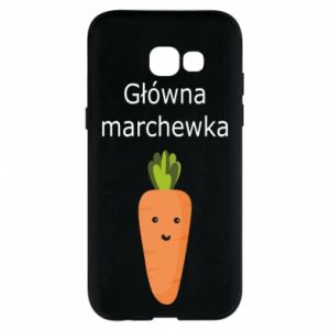 Phone case for Samsung A5 2017 Main carrot