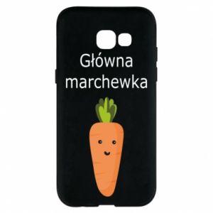 Etui na Samsung A5 2017 Główna marchewka