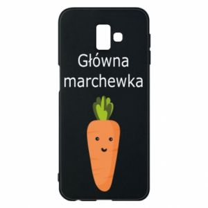 Phone case for Samsung J6 Plus 2018 Main carrot