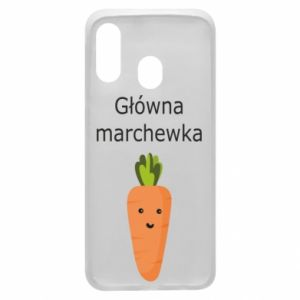 Phone case for Samsung A40 Main carrot