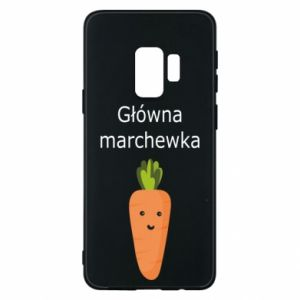 Phone case for Samsung S9 Main carrot