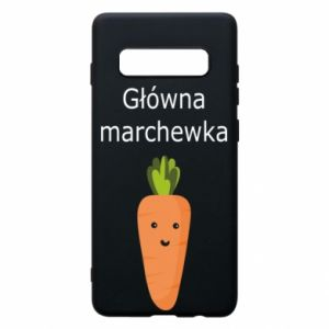 Phone case for Samsung S10+ Main carrot