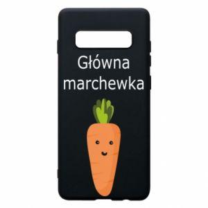 Etui na Samsung S10+ Główna marchewka