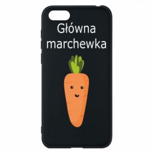 Phone case for Huawei Y5 2018 Main carrot - PrintSalon