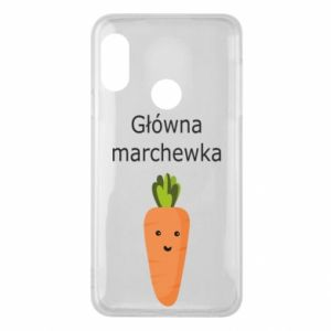 Phone case for Mi A2 Lite Main carrot