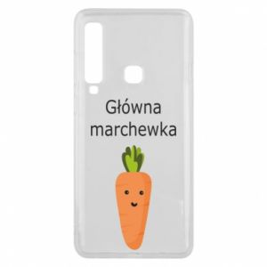 Phone case for Samsung A9 2018 Main carrot