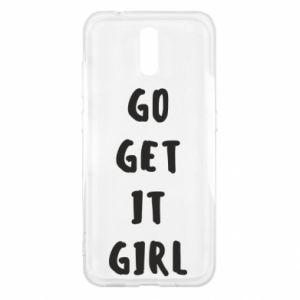 Etui na Nokia 2.3 Go get it girl