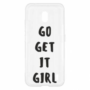 Etui na Nokia 2.2 Go get it girl