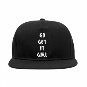 Snapback Go get it girl