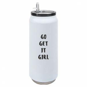 Puszka termiczna Go get it girl