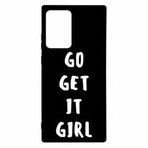 Etui na Samsung Note 20 Ultra Go get it girl