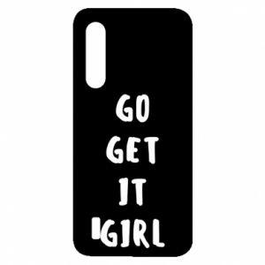 Etui na Xiaomi Mi9 Lite Go get it girl