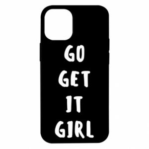 Etui na iPhone 12 Mini Go get it girl
