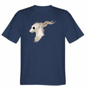 Koszulka męska Goat skull