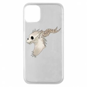 Etui na iPhone 11 Pro Goat skull