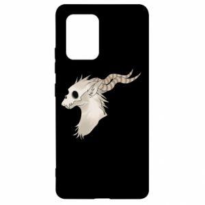 Etui na Samsung S10 Lite Goat skull