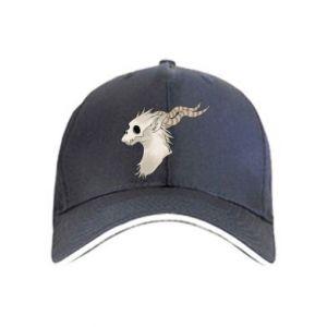 Cap Goat skull
