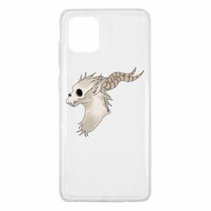 Etui na Samsung Note 10 Lite Goat skull