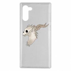 Etui na Samsung Note 10 Goat skull