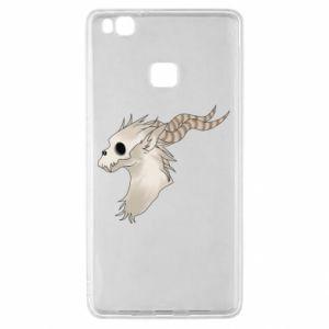 Etui na Huawei P9 Lite Goat skull