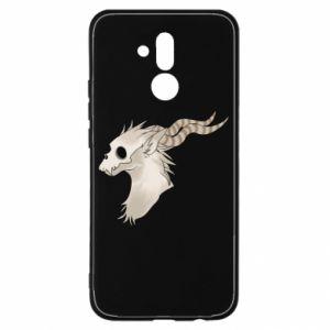 Etui na Huawei Mate 20 Lite Goat skull