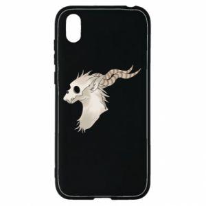 Etui na Huawei Y5 2019 Goat skull