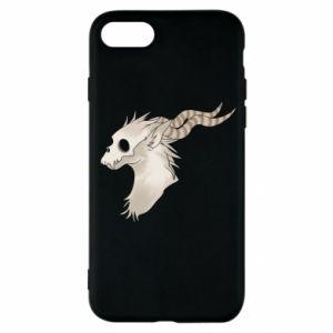 Etui na iPhone SE 2020 Goat skull