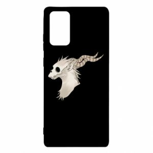 Etui na Samsung Note 20 Goat skull