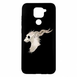 Etui na Xiaomi Redmi Note 9/Redmi 10X Goat skull