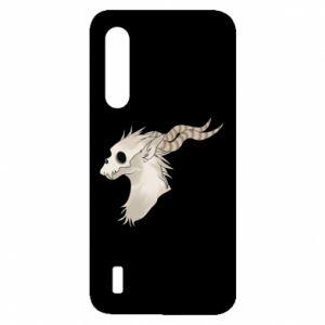 Etui na Xiaomi Mi9 Lite Goat skull