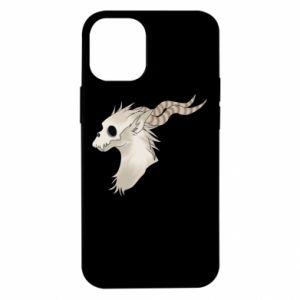 Etui na iPhone 12 Mini Goat skull