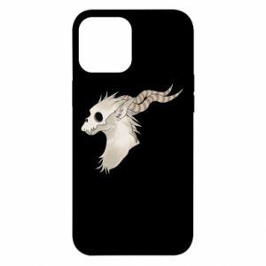 Etui na iPhone 12 Pro Max Goat skull