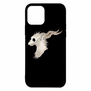 Etui na iPhone 12/12 Pro Goat skull