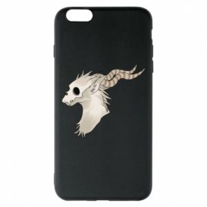 Etui na iPhone 6 Plus/6S Plus Goat skull