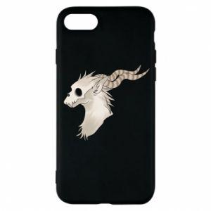 Etui na iPhone 7 Goat skull