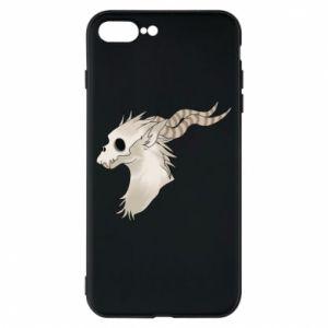 Etui do iPhone 7 Plus Goat skull